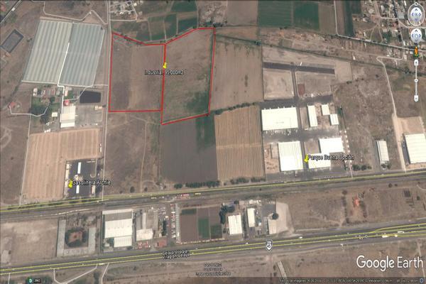 Foto de terreno industrial en venta en carretera alterna celaya-villagran , roque, celaya, guanajuato, 5640419 No. 07