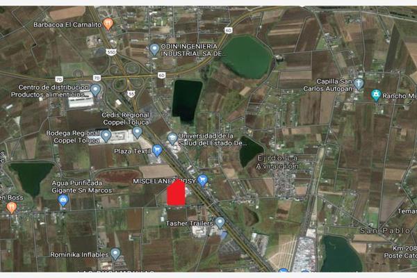 Foto de terreno industrial en venta en carretera atlacomulco-toluca 1, la aviación, toluca, méxico, 20060699 No. 07
