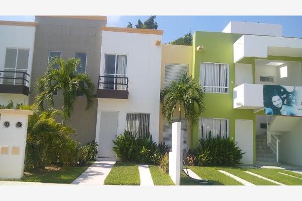 Foto de casa en venta en carretera barra vieja 1, barra vieja, acapulco de juárez, guerrero, 4236733 No. 01