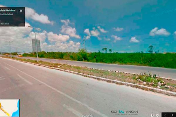 Foto de terreno habitacional en venta en carretera cafetal- mahahual , el cafetal, bacalar, quintana roo, 5326147 No. 04