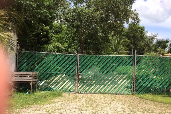 Foto de terreno habitacional en venta en carretera cancún mérida , cancún centro, benito juárez, quintana roo, 5886308 No. 03