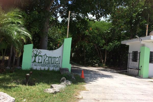 Foto de terreno habitacional en venta en carretera cancún mérida , cancún centro, benito juárez, quintana roo, 5886308 No. 12