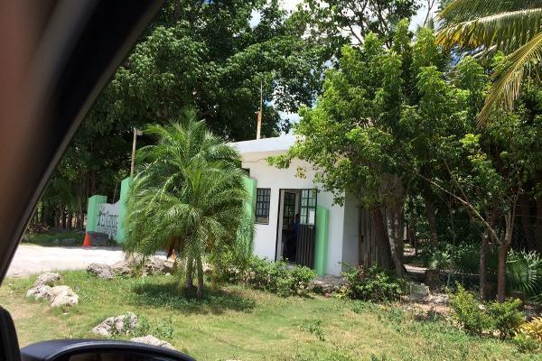 Foto de terreno habitacional en venta en carretera cancún mérida , cancún centro, benito juárez, quintana roo, 5886308 No. 14