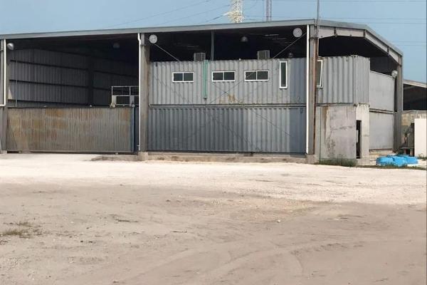 Foto de nave industrial en renta en carretera carmen- pto real , puerto real, carmen, campeche, 5668733 No. 01