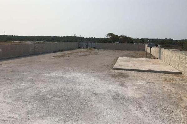 Foto de nave industrial en renta en carretera carmen- pto real , puerto real, carmen, campeche, 5668733 No. 10