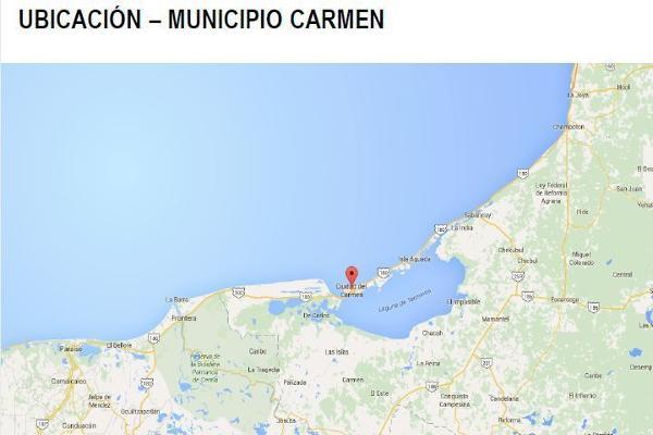 Foto de terreno habitacional en venta en carretera carmen puerto real , isla aguada, carmen, campeche, 6168850 No. 03