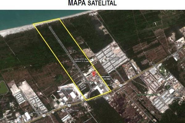 Foto de terreno habitacional en venta en carretera carmen puerto real , isla aguada, carmen, campeche, 6168850 No. 06