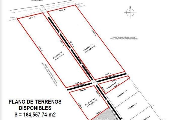 Foto de terreno habitacional en venta en carretera carmen puerto real , isla aguada, carmen, campeche, 6168850 No. 09