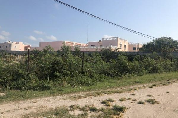 Foto de terreno habitacional en venta en carretera carmen puerto real , isla del carmen 2000, carmen, campeche, 14037075 No. 02