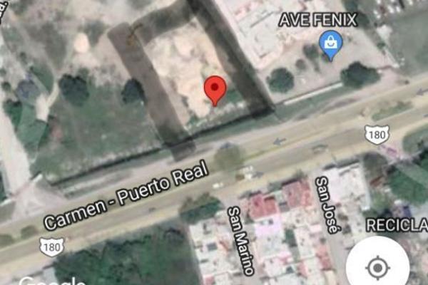 Foto de terreno habitacional en venta en carretera carmen puerto real , isla del carmen 2000, carmen, campeche, 14037075 No. 05