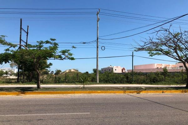 Foto de terreno habitacional en venta en carretera carmen puerto real , isla del carmen 2000, carmen, campeche, 14037075 No. 08