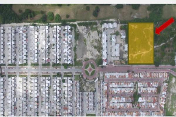 Foto de terreno habitacional en venta en carretera carmen puerto real kilometro 10.5 buenavista b , misión del carmen, carmen, campeche, 5665268 No. 03