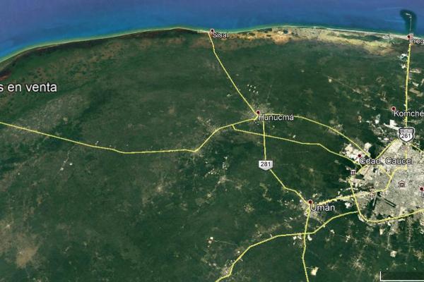 Foto de terreno habitacional en venta en carretera celestun sisa km34 , celestun, celestún, yucatán, 5950134 No. 04