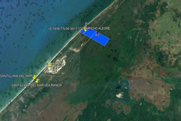 Foto de terreno habitacional en venta en carretera champoton cd del carmen kilometro 120 , san luis carpizo, champotón, campeche, 7243988 No. 01