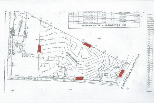 Foto de terreno habitacional en venta en carretera chapala , el tapatío, san pedro tlaquepaque, jalisco, 20363669 No. 13