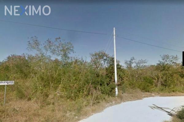 Foto de terreno industrial en venta en carretera chicxulub pueblo-chicxulub puerto , chicxulub, chicxulub pueblo, yucatán, 8175320 No. 02