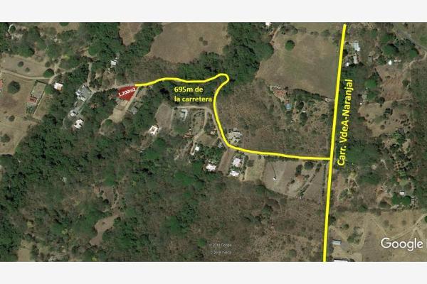 Foto de terreno habitacional en venta en carretera chivato - naranjal 0, chivato, villa de álvarez, colima, 6203604 No. 02