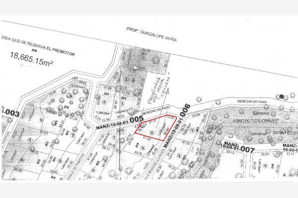 Foto de terreno habitacional en venta en carretera chivato - naranjal 0, chivato, villa de álvarez, colima, 6203604 No. 04