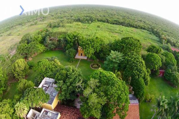 Foto de rancho en venta en carretera chutuac -molas 225, merida centro, mérida, yucatán, 18559506 No. 03