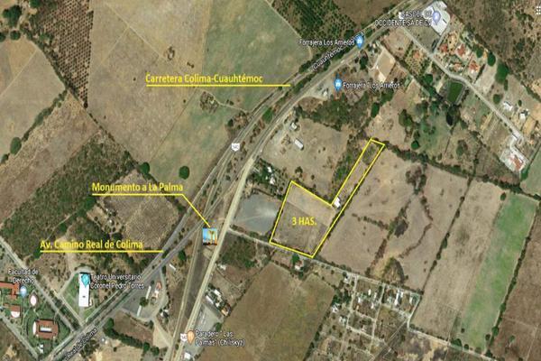 Foto de terreno habitacional en venta en carretera colima-cuauhtémoc , el diezmo, colima, colima, 0 No. 02