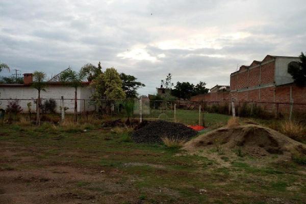 Foto de terreno habitacional en venta en carretera comanjilla , el monte del bajío, silao, guanajuato, 5854433 No. 01