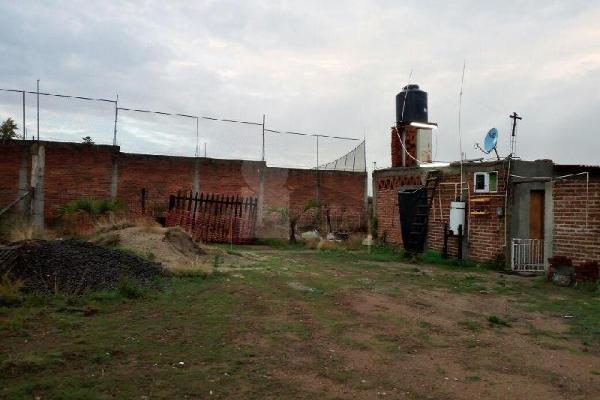 Foto de terreno habitacional en venta en carretera comanjilla , el monte del bajío, silao, guanajuato, 5854433 No. 07