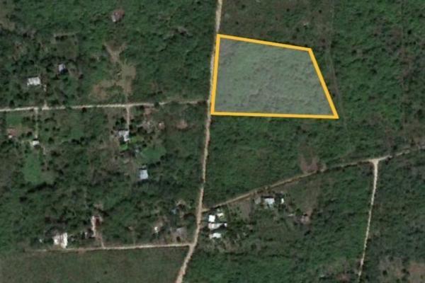 Foto de terreno habitacional en venta en carretera conkal , conkal, conkal, yucatán, 13415939 No. 01