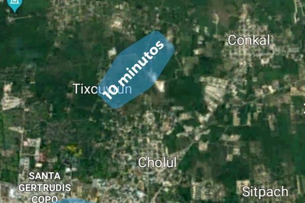 Foto de terreno habitacional en venta en carretera conkal , conkal, conkal, yucatán, 13415939 No. 02