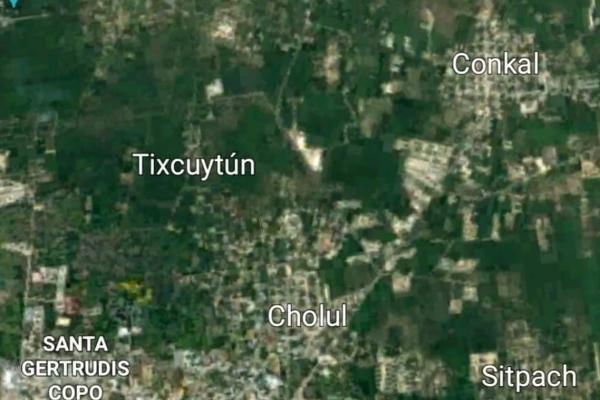 Foto de terreno habitacional en venta en carretera conkal , conkal, conkal, yucatán, 13415939 No. 03