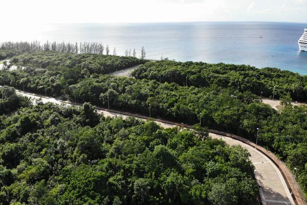 Foto de terreno habitacional en venta en carretera costera sur , cozumel centro, cozumel, quintana roo, 12844305 No. 06