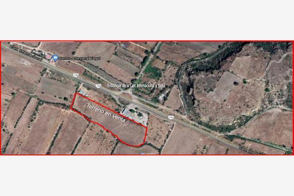 Foto de terreno comercial en venta en carretera cristóbal colón kilometro 31, ciudad yagul, tlacolula de matamoros, oaxaca, 18714961 No. 01
