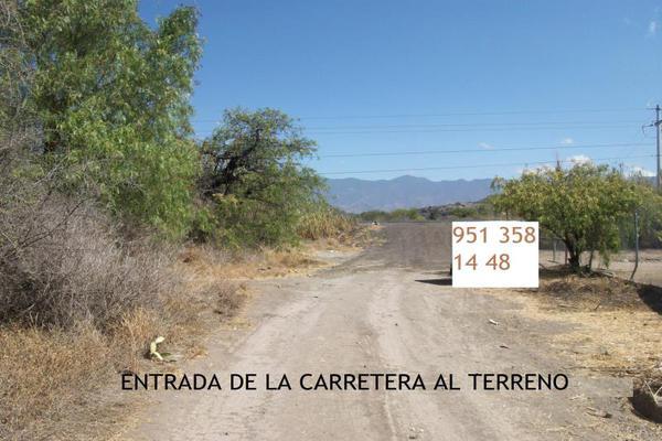 Foto de terreno comercial en venta en carretera cristóbal colón kilometro 31, ciudad yagul, tlacolula de matamoros, oaxaca, 18714961 No. 02