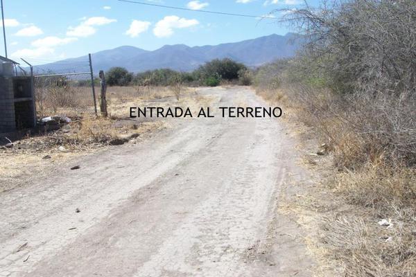 Foto de terreno comercial en venta en carretera cristóbal colón kilometro 31, ciudad yagul, tlacolula de matamoros, oaxaca, 18714961 No. 03