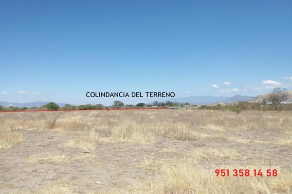Foto de terreno comercial en venta en carretera cristóbal colón kilometro 31, ciudad yagul, tlacolula de matamoros, oaxaca, 18714961 No. 06