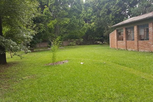 Foto de terreno habitacional en venta en carretera cristobal colón , san pablo etla, san pablo etla, oaxaca, 5435816 No. 08