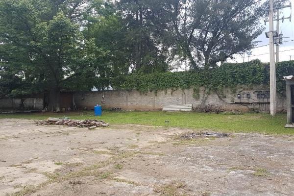 Foto de terreno habitacional en venta en carretera cristobal colón , san pablo etla, san pablo etla, oaxaca, 5435816 No. 10
