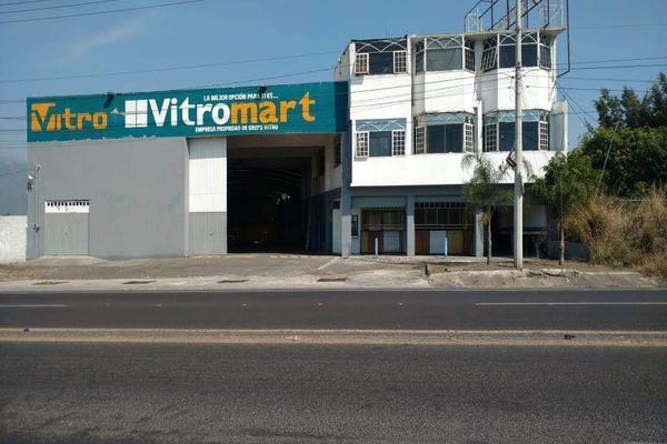 Foto de bodega en venta en carretera cuautla cuernavaca , cocoyoc, yautepec, morelos, 15313603 No. 01