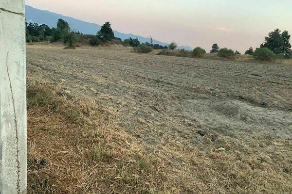 Foto de terreno habitacional en venta en carretera cuautla , san antonio zoyatzingo, amecameca, méxico, 0 No. 03