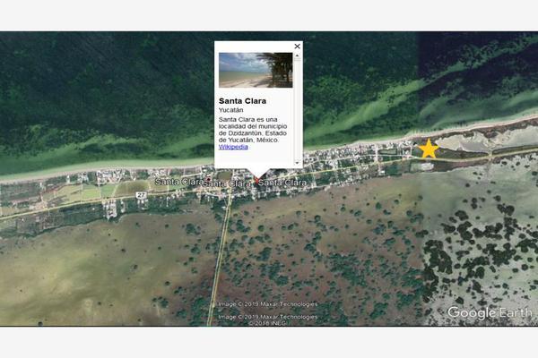 Foto de terreno habitacional en venta en carretera dzidzantún- dzilam de bravo kilometro 3 100, dzidzantun, dzidzantún, yucatán, 8442872 No. 01
