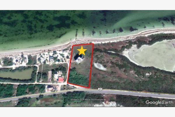 Foto de terreno habitacional en venta en carretera dzidzantún- dzilam de bravo kilometro 3 100, dzidzantun, dzidzantún, yucatán, 8442872 No. 02