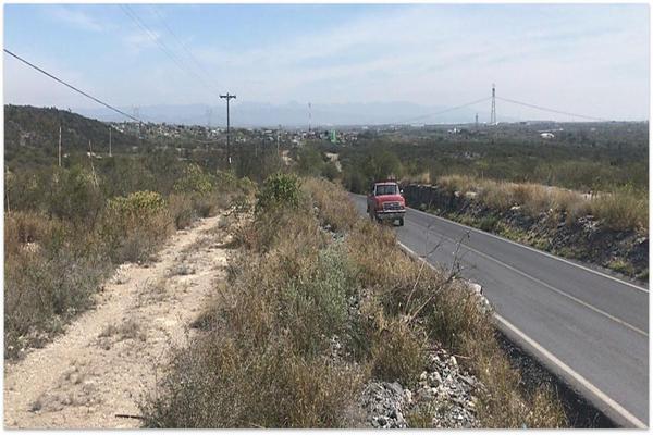 Foto de terreno comercial en venta en carretera el carmen a salinas victoria , rincón del carmen, el carmen, nuevo león, 17560619 No. 01