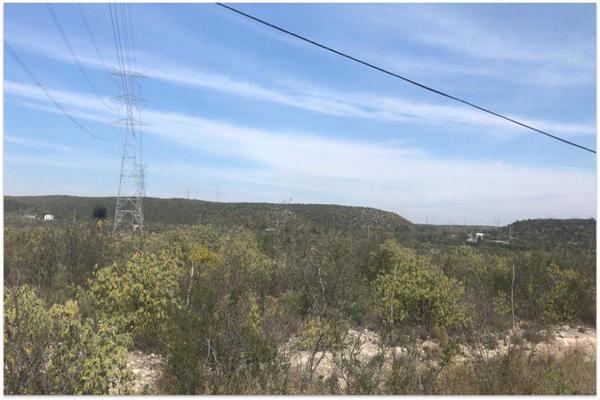 Foto de terreno comercial en venta en carretera el carmen a salinas victoria , rincón del carmen, el carmen, nuevo león, 17560619 No. 02