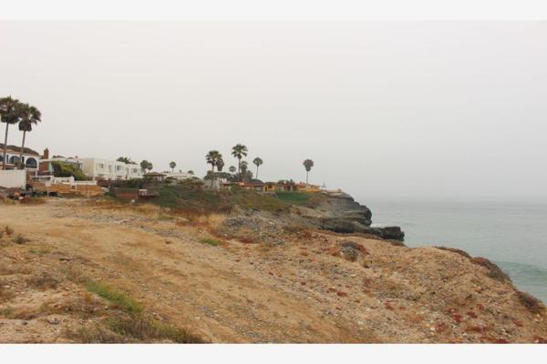 Foto de terreno habitacional en venta en carretera ensenada tijuana 1245, popotla, playas de rosarito, baja california, 9205365 No. 03