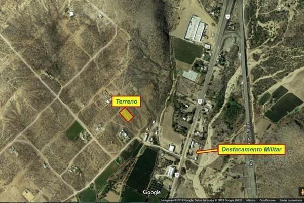 Foto de terreno habitacional en venta en carretera entrando a todos santos , brisas del pacifico, la paz, baja california sur, 6199032 No. 02