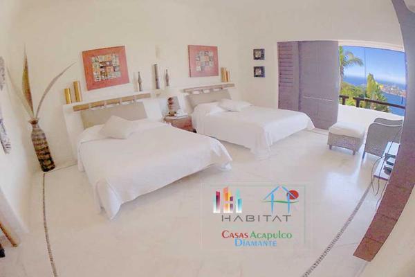 Foto de casa en renta en carretera escénica las brisas, club residencial las brisas, acapulco de juárez, guerrero, 12553515 No. 21