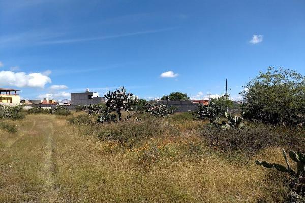 Foto de terreno habitacional en venta en carretera estatal 100 , bernal, ezequiel montes, querétaro, 14022379 No. 05