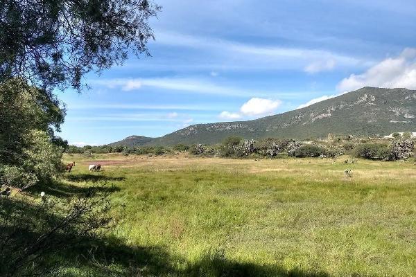 Foto de terreno habitacional en venta en carretera estatal 100 , bernal, ezequiel montes, querétaro, 14022379 No. 14