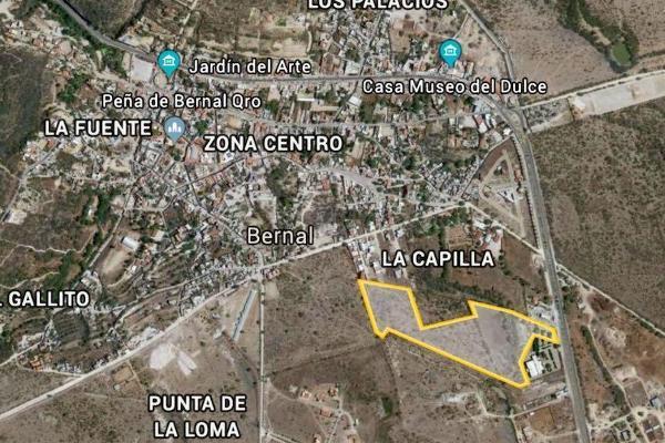 Foto de terreno habitacional en venta en carretera estatal 100 , bernal, ezequiel montes, querétaro, 14022379 No. 19
