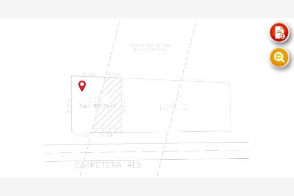 Foto de terreno industrial en venta en carretera estatal 413 santa bárbara - coroneo 1, santa bárbara 1a sección, corregidora, querétaro, 8898691 No. 04