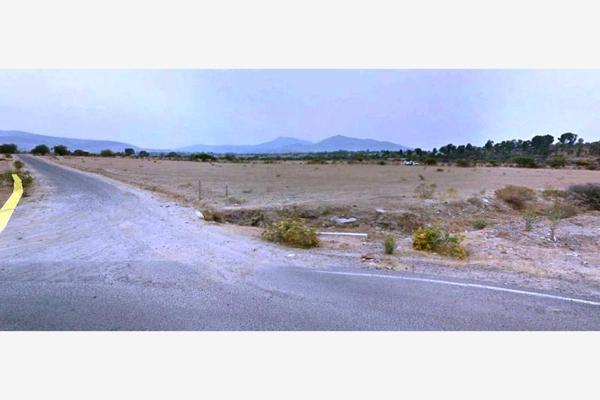 Foto de terreno habitacional en venta en carretera estatal 415 , bravo, corregidora, querétaro, 8852572 No. 01